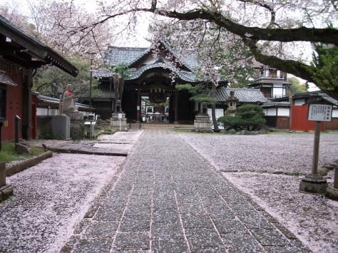 Setagaya Kannon, a Buddhist Temple