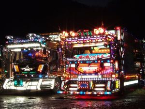 Japanese trucks
