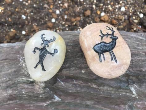 Rachel talisman stones