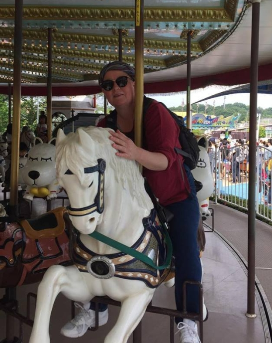 Me Merry-go-round