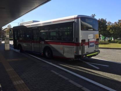 hospital bus
